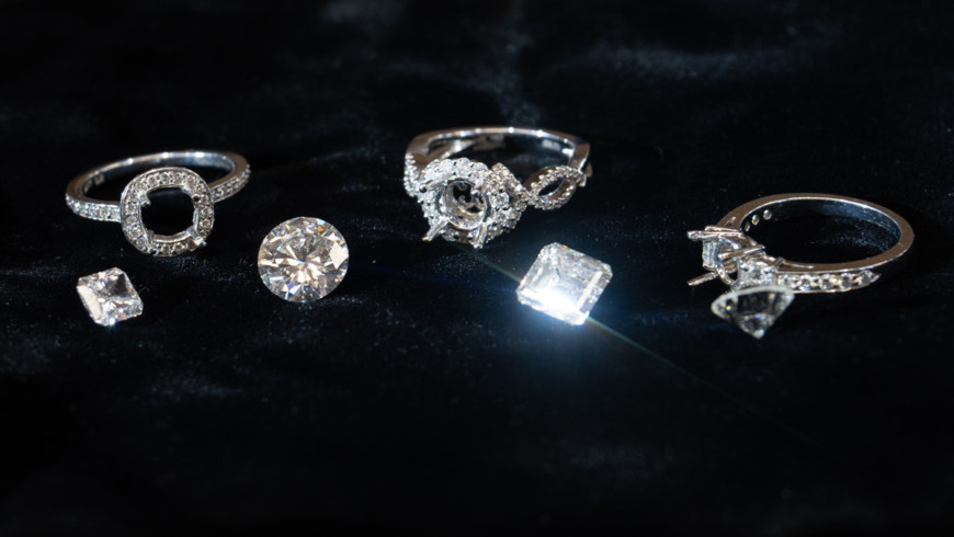 Diamonds for Rings
