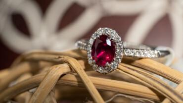 Ruby Ring – Ladies