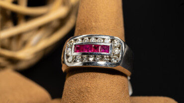 Ruby Ring – Male